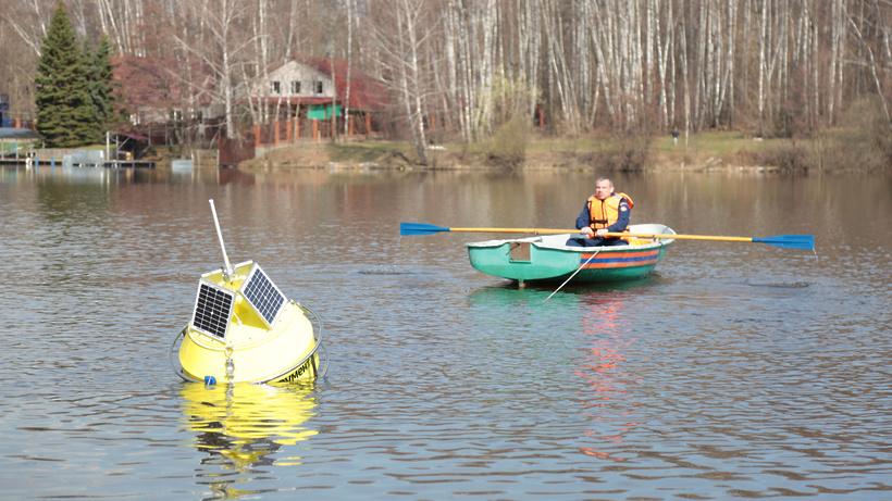 Записи с видеокамер на Малаховском озере Люберец будут хранить 30 дней