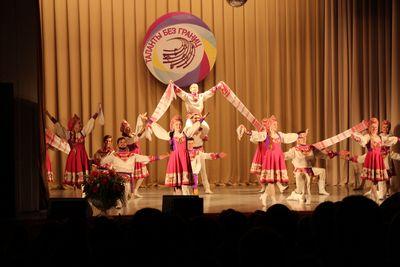 Более 1,2 тыс человек приняли участие в Воскресенском районном открытом фестивале