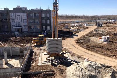 Строительство дома в ЖК «Подлипки – Город» в Коломне завершат в 2020 году