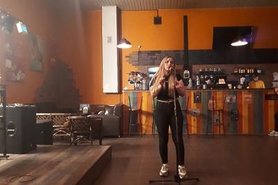 Молодые музыканты выступили на «Квартирнике со своими» в Подольске