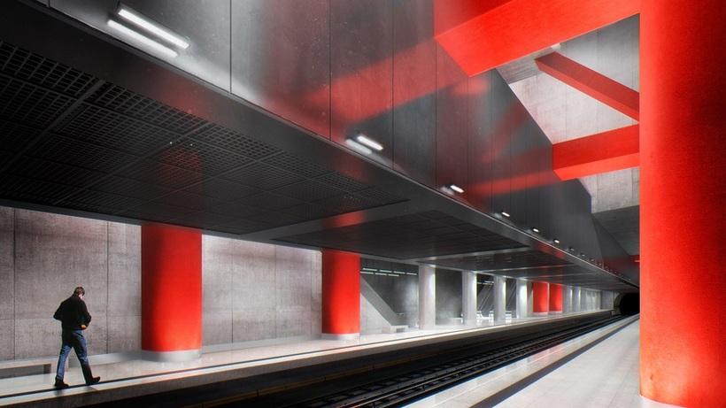 Станции метро «Карамышевская» и «Мневники» разгрузят Звенигородское шоссе на 8%