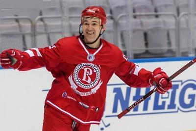 Пятеро хоккеистов ХК «Витязь» Подольска отправились на сборы в Белоруссию
