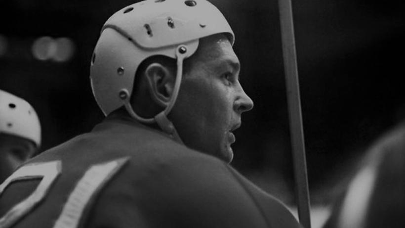 Скончался  известный советский хоккеист, олимпийский чемпион