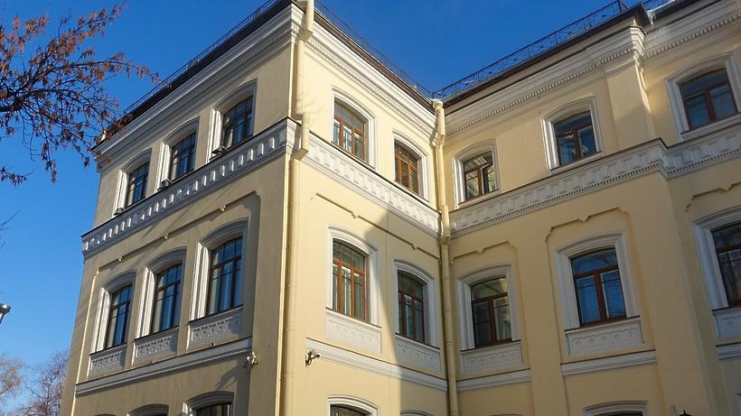 Бывшее женское епархиальное училище в Москве признали архитектурным памятником