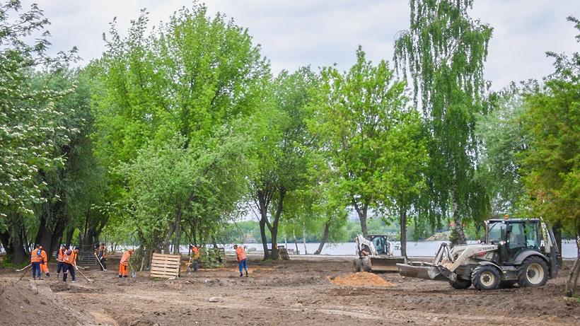 Свыше 200 парков, улиц и бульваров благоустроят в округах Москвы в 2019 году