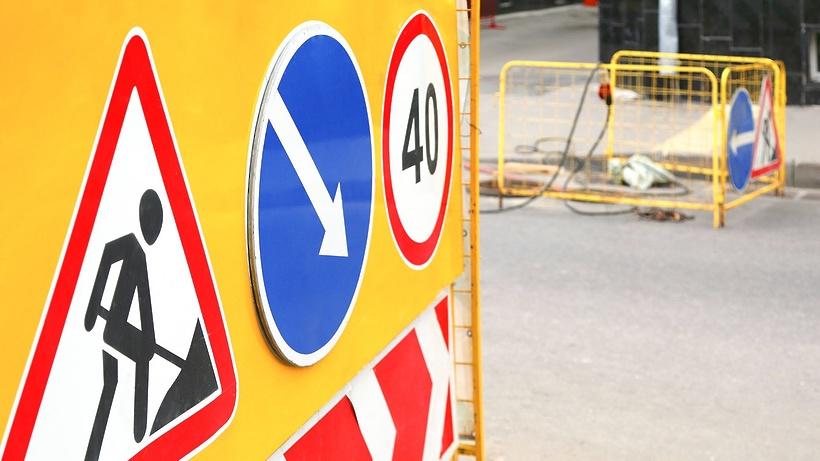 Киевский путепровод в Москве отремонтируют до конца октября
