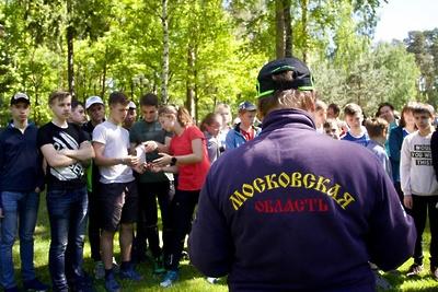 Свыше 1 тыс человек приняли участие в соревнованиях «Российский Азимут‑2019»