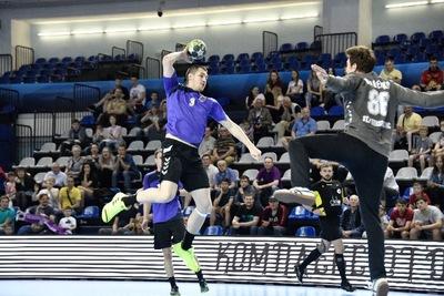 Подмосковные гандболисты вышли в финал чемпионата России⠀