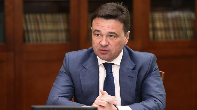 Андрей Воробьев рассказал о новых и. о. глав Коломны и Егорьевска