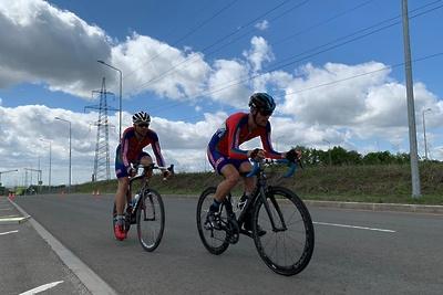 Паравелосипедисты из Подмосковья завоевали золото и серебро на чемпионате России