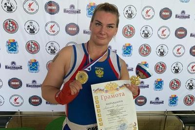 Полицейская из Люберец завоевала золото на Всероссийском турнире по кикбоксингу