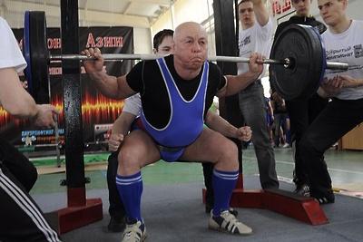 Подмосковный пауэрлифтер Валерий Быстров: как в 78 лет чувствовать себя на 35