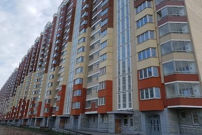 В ЖК «Домодедово парк» достроили последний из 14 домов
