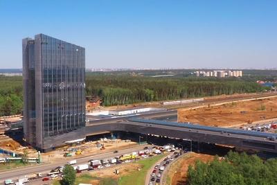 Пусковой комплекс мультимодального транспортного узла «Сколково» появился в Одинцове