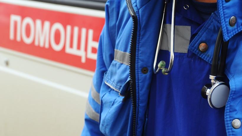 Автомобиль спасателей сбил подростка в Балашихе