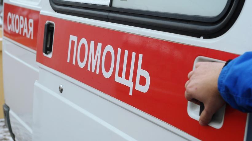 Подросток‑мотоциклист получил тяжелые травмы при столкновении с машиной в Подольске