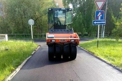 Участок дороги в Коломенском округе приведут в порядок к марафону «Сила духа»