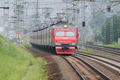 Сбой произошел на участке железной дороги Тверь – Москва