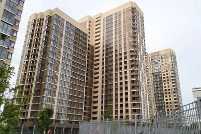 Строительство многоквартирного дома завершили в Центральном микрорайоне Долгопрудного