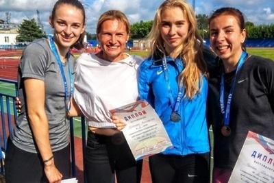 Подмосковная спортсменка выиграла золото на первенстве России по легкой атлетике