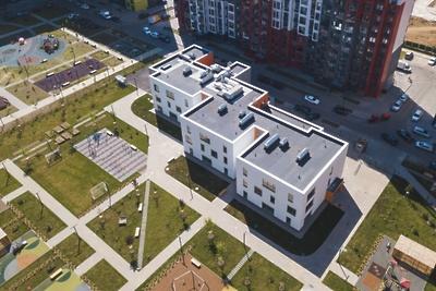Детский сад на 225 мест появился в Ленинском районе