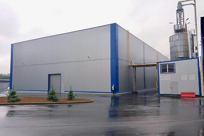 В Мытищах закончилась реконструкция завода по производству ламината и паркетной доски