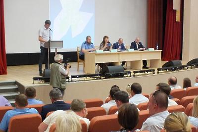 Организацию своевременного вывоза ТКО обсудили на рабочем совещании в Подольске