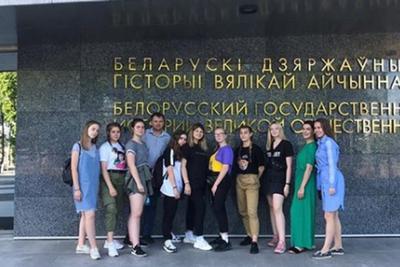 Танцевальная студия из Красногорска победила на международном фестивале в Белоруссии