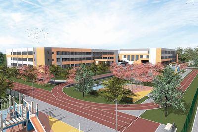 В Королеве объявили аукцион на строительство пристройки к гимназии №9