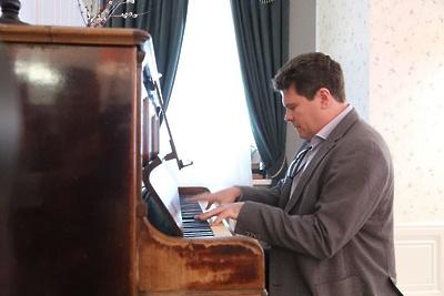 Благотворительный концерт пианиста‑виртуоза Дениса Мацуева пройдет в Истре