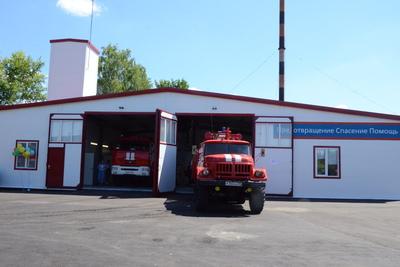 7 пожарных депо построят в Подмосковье к концу года по программе губернатора
