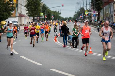 Полумарафон пройдет в Сергиевом Посаде в субботу