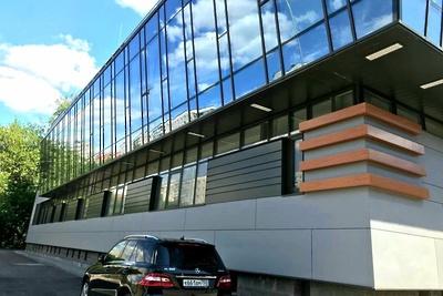 Административно‑технический центр построили в Жуковском
