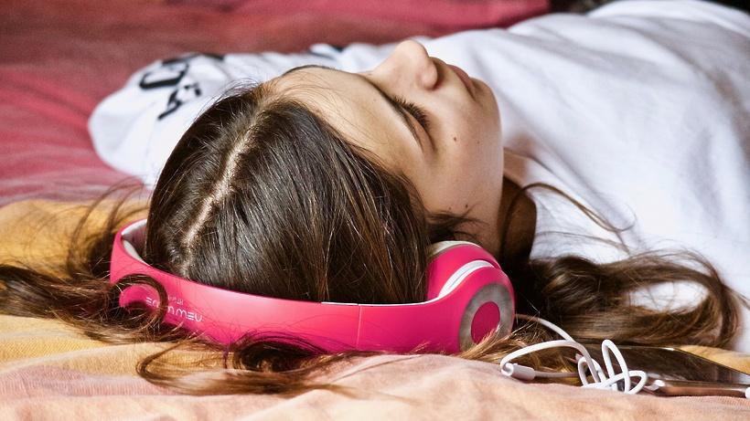 Жители Люберец могут послушать аудиосказку в пятницу