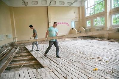 Более 60 образовательных заведений Солнечногорска отремонтируют к началу учебного года