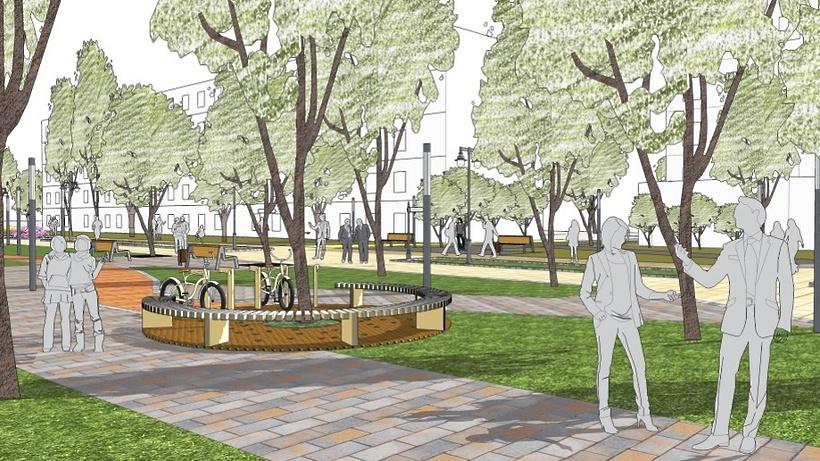40 общественных территорий могут благоустроить в Подмосковье в 2021 году