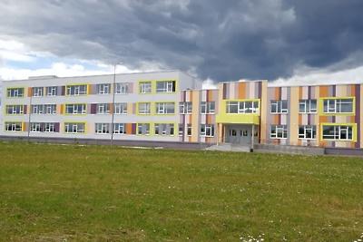 Учебный корпус новой школы построили в Ступине