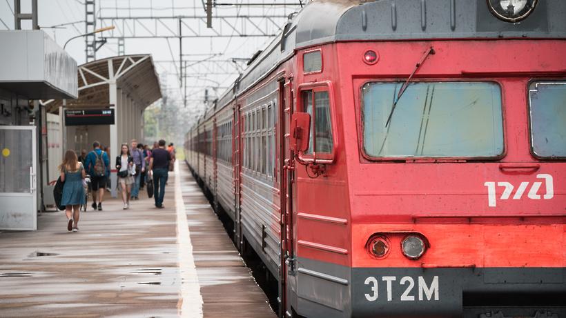 График пригородных поездов изменится на Белорусском направлении МЖД в среду