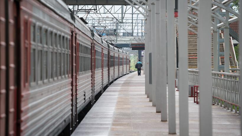 Пригородные поезда Курского направления и МЦД‑2 вернулись в обычный график