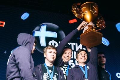 Киберспортсмены из Подмосковья выиграли международный турнир по игре Dota 2