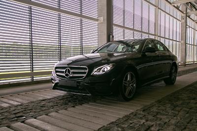 Более 500 автомобилей выпустили на заводе Mercedes‑Benz в Солнечногорске с момента запуска