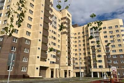 В Ногинске построили дом на 184 квартиры в составе ЖК «Полет»
