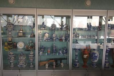 В Подольске открылся музей спортивной славы подмосковного МЧС