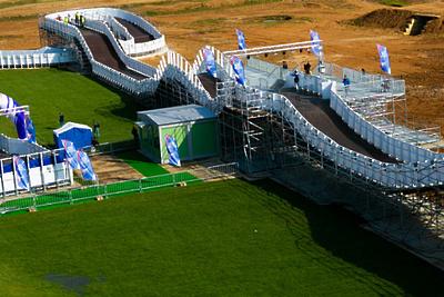 ЧМ по скоростному спуску на роликовых коньках пройдет в парке «Патриот» в Подмосковье