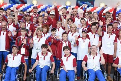 Команда Подмосковья вошла в пятерку сильнейших на Всероссийской спартакиаде инвалидов