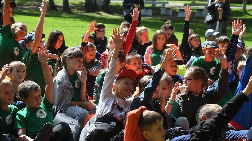 Летние лагеря откроют в Красногорске 27 июля