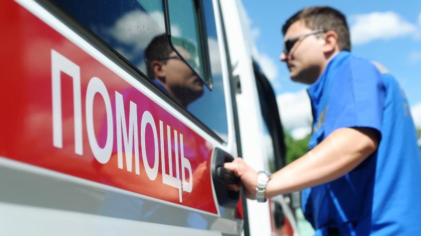 Несколько человек пострадали при пожаре в жилом доме в Орехово‑Зуевском округе
