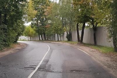 Ремонт участка дороги до деревни в Подольске могут включить в план на 2020 год