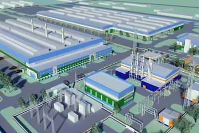 Общая площадь индустриального парка в Рошале составит около 500 гектаров