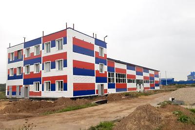 Строительство торгового комплекса в Ступине завершат в 2020 году
